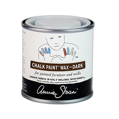 CHALK PAINT (R) Wax - Dark (120mL) - Annie Sloan - Colored ()
