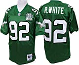 Reggie White Philadelphia Eagles Mitchell & Ness Authentic 1992 Green NFL Jersey