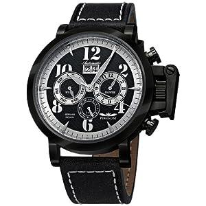 Perigaum Automatic Men's Watch P-1115-Ib-S-Sle