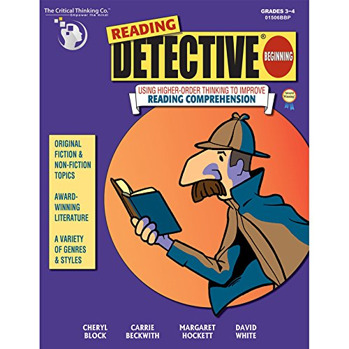 Reading Series Beginning - Reading Detective® Beginning