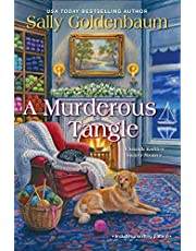 A Murderous Tangle (Seaside Knitters Society Book 3)