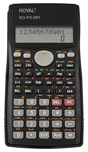 Royal RO-FX-991 Calculadora Científica