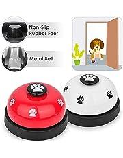 2 Pack Metal Bell Dog Training