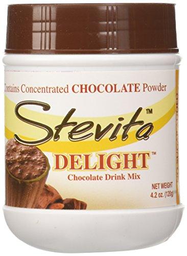 Stevita Delight Sweetener, Cocoa, 4.2 Ounce