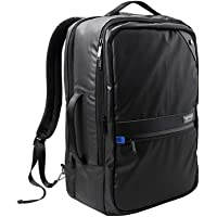 Cabin Max® Tromso Cabin Bag 55 x 35 x 20cm - Perfect Cabin Luggage for Qantas and Jetstar (Carbon Black)