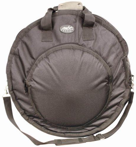 MBT Nylon Cymbal Bag w/ Foam Padded Interior