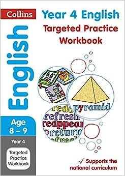 PDF Gratis Year 4 English Targeted Practice Workbook: Key Stage 2