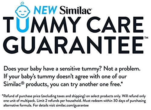 Similac Alimentum Advance Protein Hydrolysate Formula with Iron, Ready to Feed, 8-Fluid Ounces (Pack of 6)