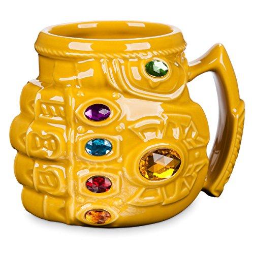 Thanos Infinity Gauntlet Mug - Marvels Avengers: Infinity Wars Cup (Wars Cups)
