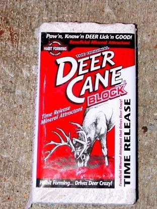 Evolved Habitats Deer CoCain Block by Evolved Habitat ()