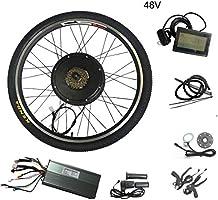 WENHU 29 Pulgadas 48v 1000w-bicicleta eléctrica Batería Bicicleta ...