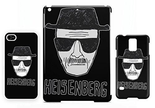 Heisenberg Black Breaking bad iPhone 4 / 4S cellulaire cas coque de téléphone cas, couverture de téléphone portable