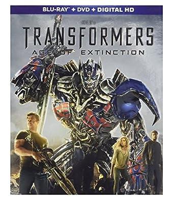 Transformers: Age Of Extinction Bn W/Cinch Sak 3 Blu-Ray ...