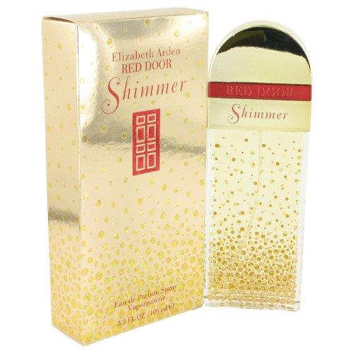 Elizåbeth Ardën Réd Döor Shimmër Përfume For Women 3.4 oz Eau De Parfum Spray + Free Shower Gel