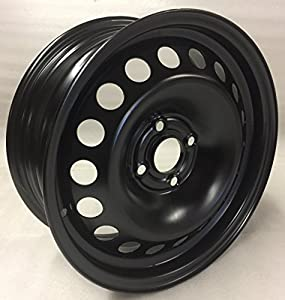 15 chevy cobalt 4 lug steel wheel rim automotive. Black Bedroom Furniture Sets. Home Design Ideas
