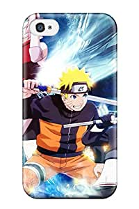 Hot durable Protection Case Cover For Iphone 4/4s(free Naruto Shippudens) 9675530K68162143