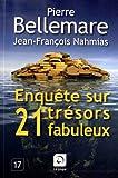 """Afficher """"Enquête sur 21 trésors fabuleux"""""""
