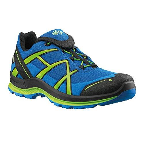 Gore 2 Zapatillas Azul nbsp;Low Adventure membrana deportivas Haix Black 0 Tex con Eagle qwZn6vF