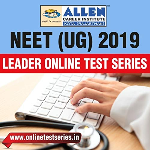 - Allen Career Institute(2018-19) Test Series Package for NEET UG & AIIMS: Question Papers with detail SOLUTIONS