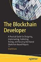 The Blockchain Developer Front Cover