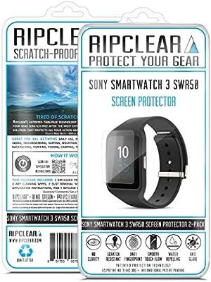 Amazon.com: RIPCLEAR Sony SmartWatch 3 SWR50 Smartwatch ...