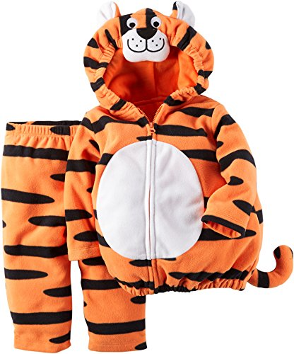 [Carter's Little Tiger Halloween Costume - 6-9 Months] (Carters Baby Girl Halloween Costumes)