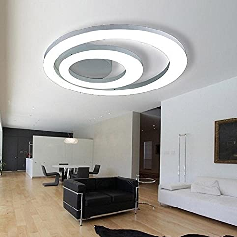 Beautiful wohnzimmer deckenlampe led pictures house for Led deckenleuchte modern