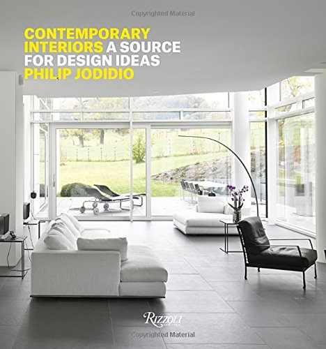 Cheap  Contemporary Interiors: A Source of Design Ideas