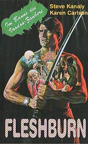Fleshburn [VHS] - Macon Malls