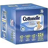 Cottonelle Fresh® Flushable Moist Wipes - 224ct