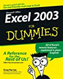 Excel 2003 For Dummies, Greg Harvey, 0764537563