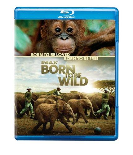 IMAX: Born to Be Wild [Blu-ray]
