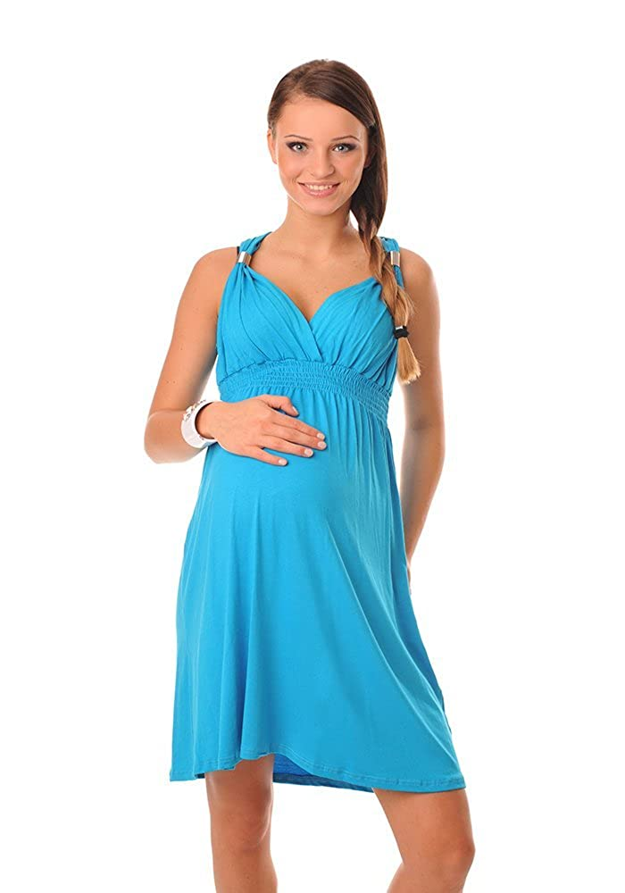 Purpless Maternity New Maternity Summer Party Sun Dress Pregnancy Tunic 8423