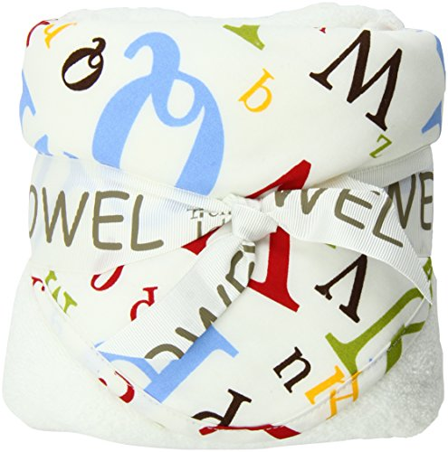 Trend Lab Dr Seuss ABC Hooded Towel Abc Baby Blanket