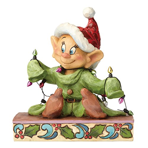 Jim Shore Disney Traditions by Enesco Dopey With
