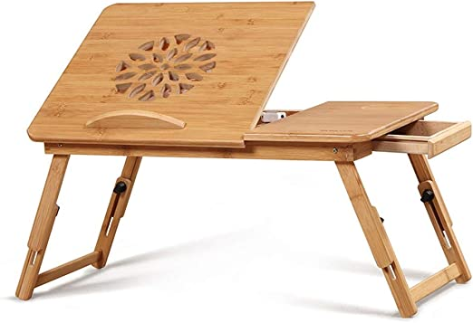 Liuxiaomiao Mesa Plegable para Laptop Ventilador para portátil ...