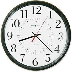 625323 Howard Miller Alton Auto Daylight Savings Wall Clock - Analog - Quartz