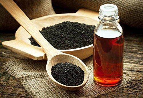 Comino negro BIO 1ª presión frío - 100% Puro y Certificado ECOLÓGICO - 200 ml: Amazon.es: Belleza