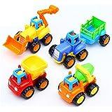 Toykart Unbreakable Automobile Car Toy Set