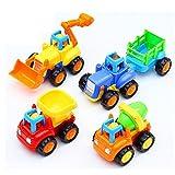 Orangeidea.In Unbreakable Auto-Mobile Car Toy Set For Children ,Set Of 4