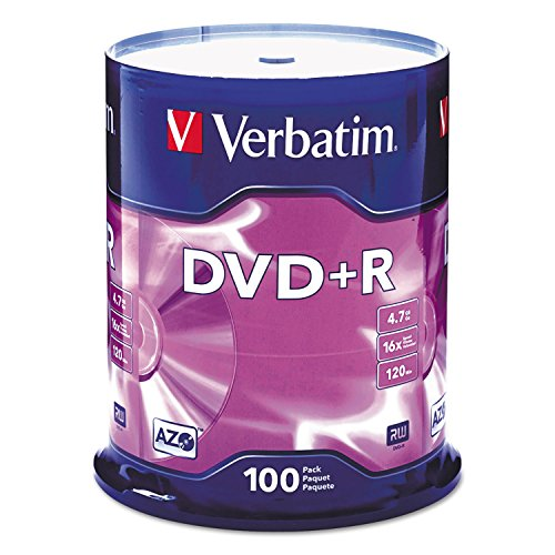Disc Dvd R 4 7Gb 16X General Use Branded Surface 100Pk Spindle