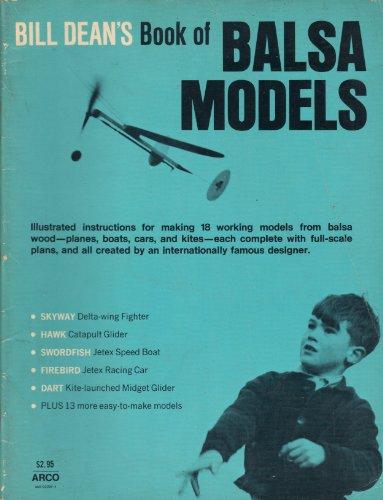 Bill Dean's Book of Balsa Models