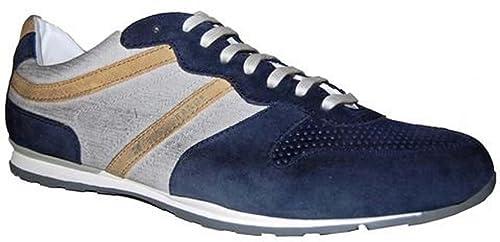 Hugo Boss Orlero - Zapatillas para hombre, color azul, talla 40.5