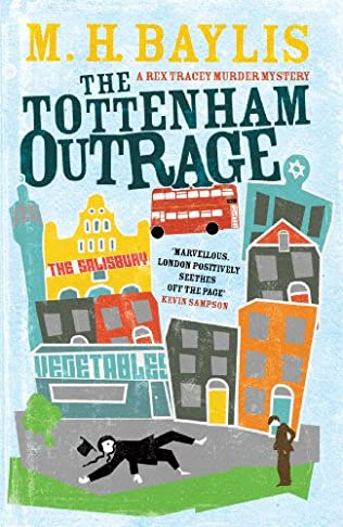 book cover of The Tottenham Outrage