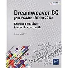 Dreamweaver CC pour PC/Mac 2018