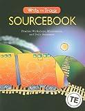 Write on Track Sourcebook, Dave Kemper, Ruth Nathan, Patrick Sebranek, Carol Elsholz, 0669436976