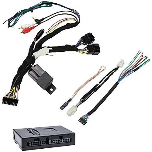 Axxess AX-GMLAN11-SWC LAN 11 W/Chime Retention & SWC for Select 2006-12 GM Vehicles