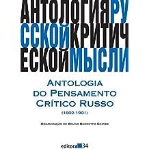 Antologia do Pensamento Crítico Russo. 1802-1901
