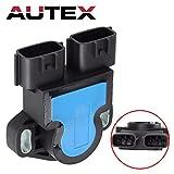 AUTEX Throttle Position Sensor 226204P202 226204P210 226204P21A 5S12017 TPS4249 compatible w/ 1997-2000 Infiniti QX4 1999-2004 Nissan Frontier 1996-2000 Nissan Pathfinder 2000-2004 Nissan Xterra