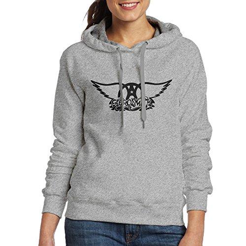Bekey Women's Aerosmith Band Hoodie Jacket M - Holiday Dc Ac